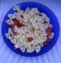 Kırmızı Biberli Makarna