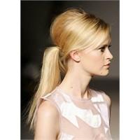 Kurtarıcı Saç Modeli:at Kuyruğu