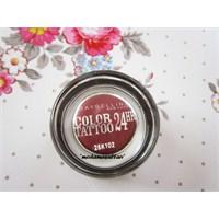 Maybelline // Color Tattoo Metalic Pomegranate