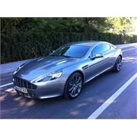 Değeri 1.2 Trilyon: Aston Martin Rapide