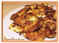 Curryli Tavuk
