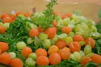 Kabak Tadını Merak Edene Kabak Salatası