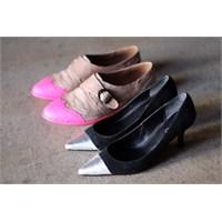 Diy: Cap-toe Ayakkabı Yapımı