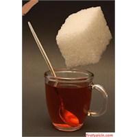 Çaya Atılan Şekeri Azaltmanın Önemi