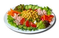 Sadece Salata İle Yapılan Diyet