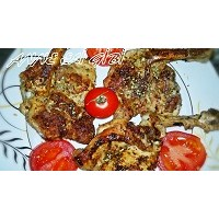 Baharatlı Tavuk Pirzola (İzgarada)