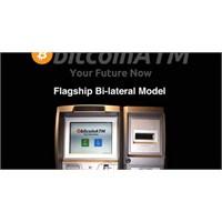 İlk Bitcoin Atm Açıldı