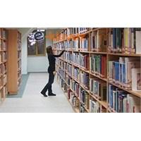 Bu Kütüphane 24 Saat Açık