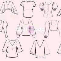 Elbise Ve Gömleklerde Kol Çeşitleri