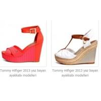 Tommy Hilfiger 2013 Bayan Ayakkabı Modelleri