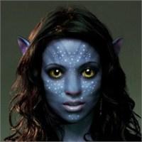 Photoshop İle Resminize Avatar Efekti