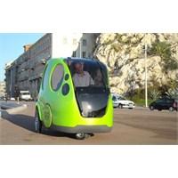 Airpod Elektrikli Şehir Aracı
