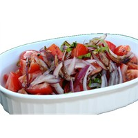 Kırmızı Soğan Salatası