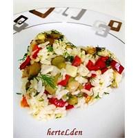 Pirinç Salatası(Çin Salatası)