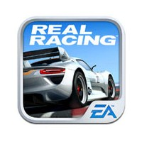 Real Racing 3 İphone Yarış Oyunu