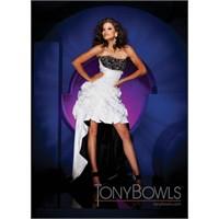 Tony Bowls Değişik Abiye Elbise Modelleri