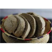 Yulaf Kepekli Ekmek (Tam Buğday Unlu)