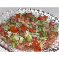 Naneli Çoban Salata