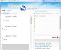 İşte Live Messenger 2010!