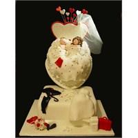 En Farklı Düğün Pastaları!