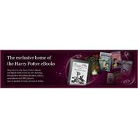 Harry Potter E-kitapları Pottermore'da!