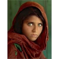 Afgan Kızı'nın İlginç Hikayesi