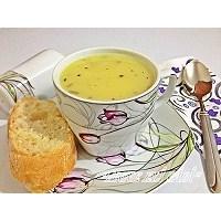 Fesleğenli Patates Çorbası