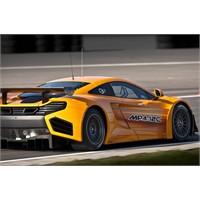 Mclaren'den Yeni Mp4 Gt3 Racer
