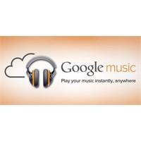 Google Müzik Piyasasında Kızışıyor