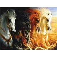Mahşerin Dört Atlısından