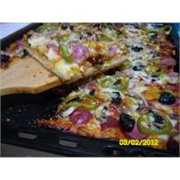 Karışık Pizza..