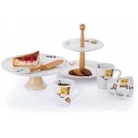 Bernardo Porselen Çay Kahve Seti
