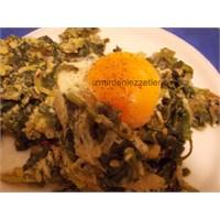Ispanaklı Yumurta Tarifim