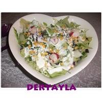 Leziz Bahar Salatası