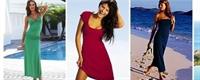 Yazlık Elbise Modeller