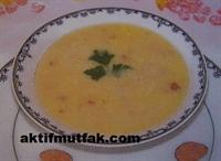 Kremalı Badem Çorbası