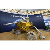 Çin Ay'a Araç İndiren Üçüncü Ülke Olacak