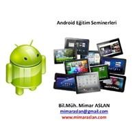 Android Seminerleri Notları