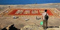 Dünyanın En Büyük Kumdan Halısı