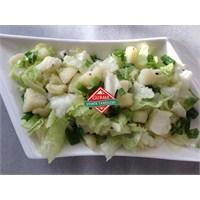 Nefis Patates Salatası Tarifi