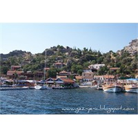 Kaş'da Tarih İçinde Tekne Turu: Kekova
