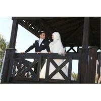 Dış Mekanda Düğün Fotoğrafı