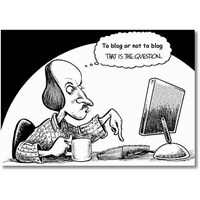 Blogger Olamamak
