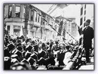 Atatürk ün, 5 Şubat 1933 Günü Bursa da Yaptığı Kon