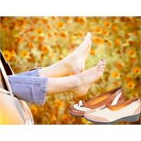 Ayaklarınıza Hak Ettiği Rahatlığı Yaşatın
