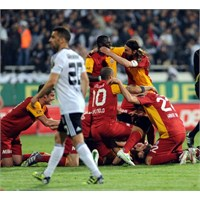Beşiktaş: 0-2 :Galatasaray
