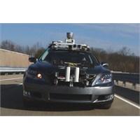 Sürücüsüz Araç Teknolojisi Ces 2013 E Geliyor