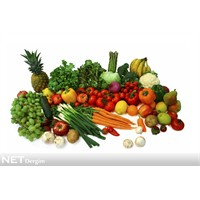 Günde 5 porsiyon meyve ve sebze
