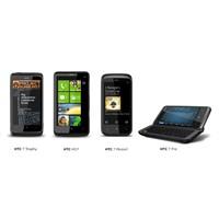 İşte Htc'nin Windows Telefonları