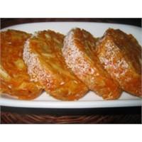 Havuçlu Mozaik Pasta Tarifi...